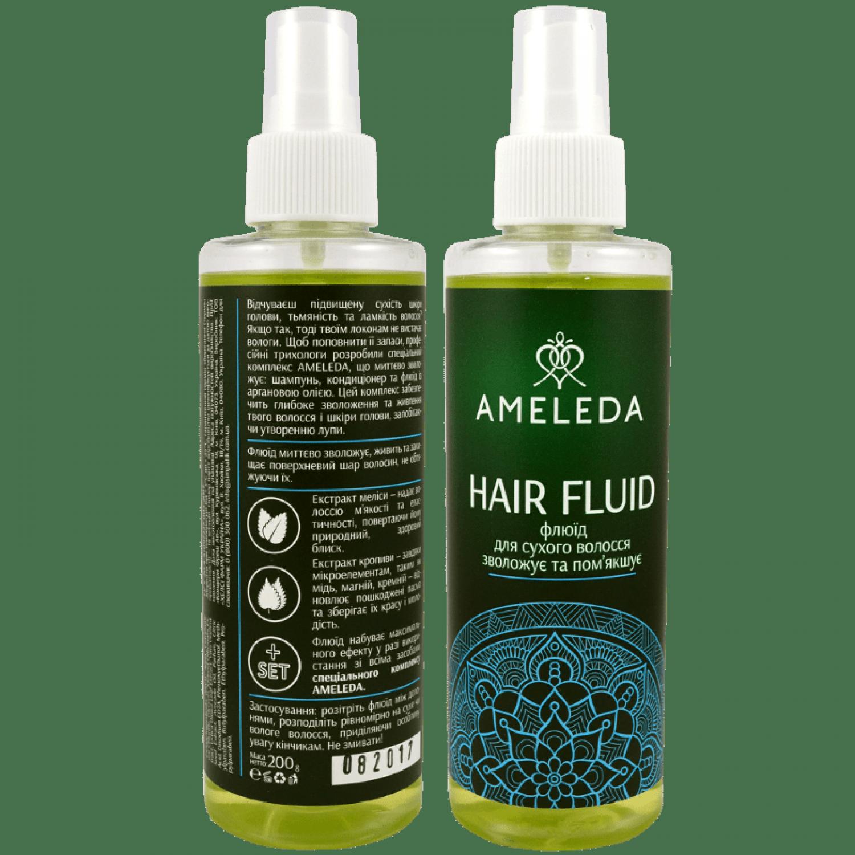 Флюїд для сухого волосся AMELEDA