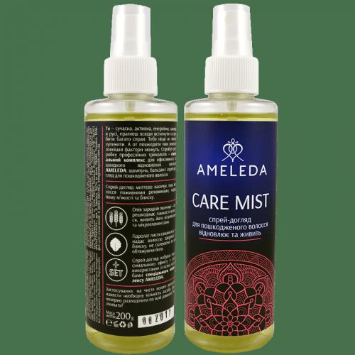Спрей-уход для поврежденных волос  AMELEDA