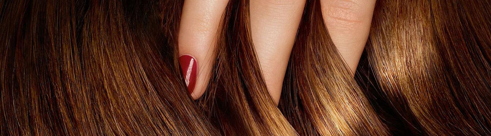 Визначте свій тип волосся