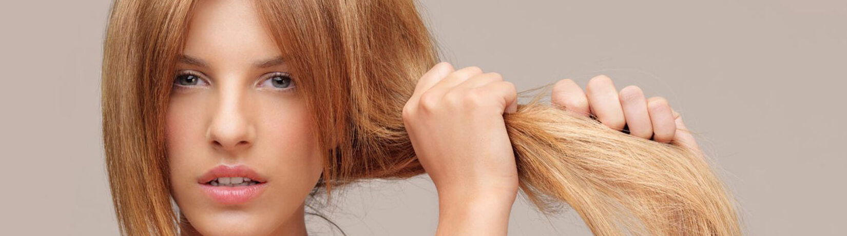 Бальзам – скорая помощь для сухих волос
